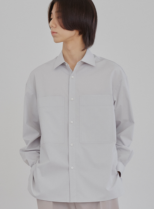 TP Over-Shirts - Light Grey
