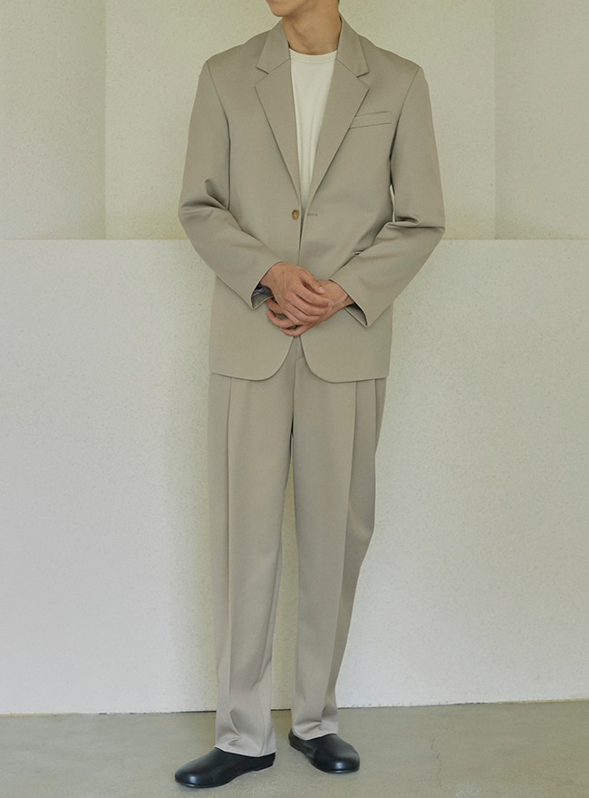 Conscious Semi-Over Suit - 6 Colors